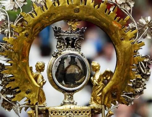 Szeptember 19- Szent Januáriusz püspök és vértanú