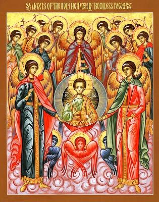 Szeptember 29- Szent Mihály, Gábor és Rafael főangyalok