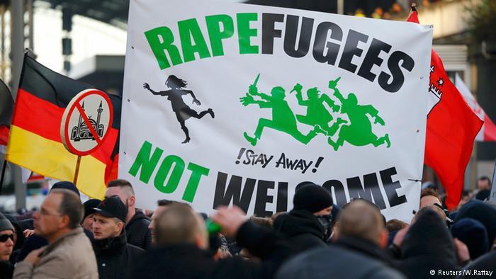 Európa - 2016: migránspolitika és nemi erőszak