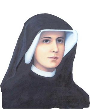 Október 5- Helena Kowalska - Szent Fausztina nővér