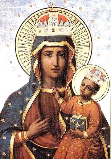 Október 8 - Szűz Mária, Magyarok Nagyasszonya és Főpátrónája (főünnep)