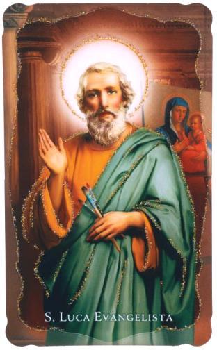 Október 18- Szent Lukács evangélista