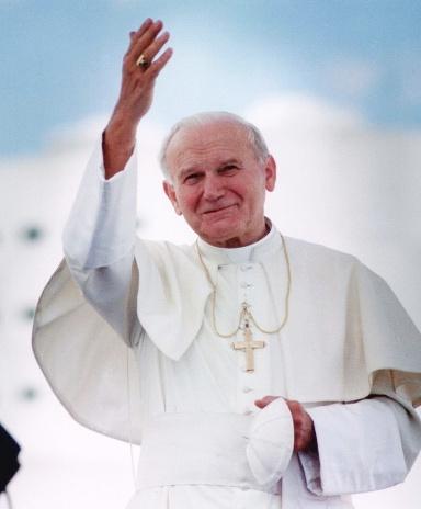 Október 22 - Szent II. János Pál pápa