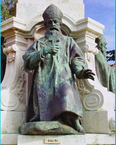 Október 25- Pécsi Boldog Mór, püspök