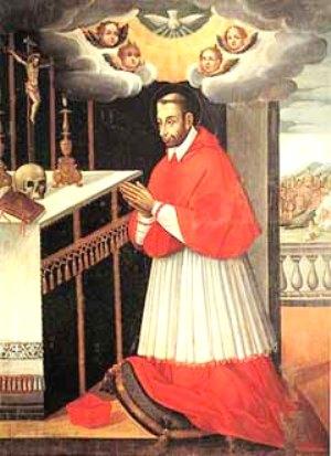 November 4 - Borromeo Szent Károly püspök