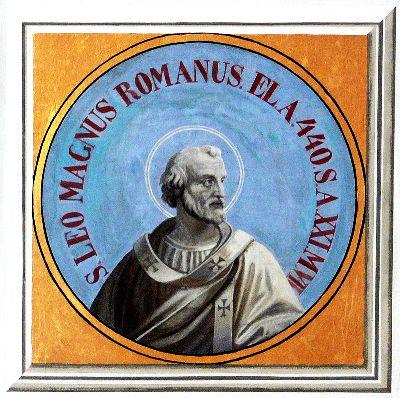 November 10 - Nagy Szent Leó pápa