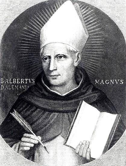 November 15- Nagy Szent Albert