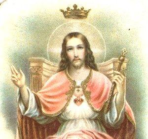 November 25 - Krisztus Király ünnepe