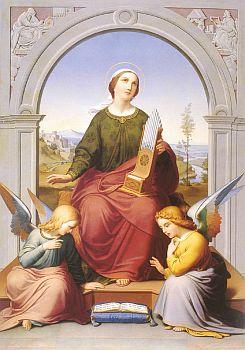 November 22 - Szent Cecília szűz és vértanú