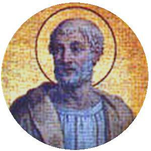 November 23- Szent I. Kelemen pápa és vértanú
