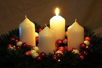 December 1 - Advent 1. vasárnapja