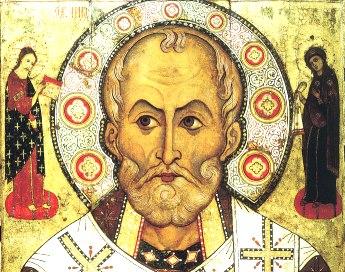 December 6- Szent Mikós püspök (Mikulás)