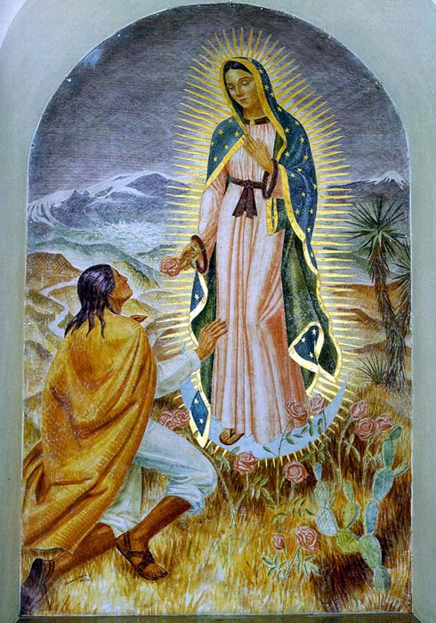 December 9- Szent Juan Diego, látnok