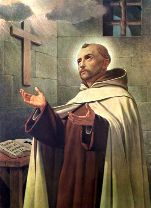 December 14 - Keresztes Szent János