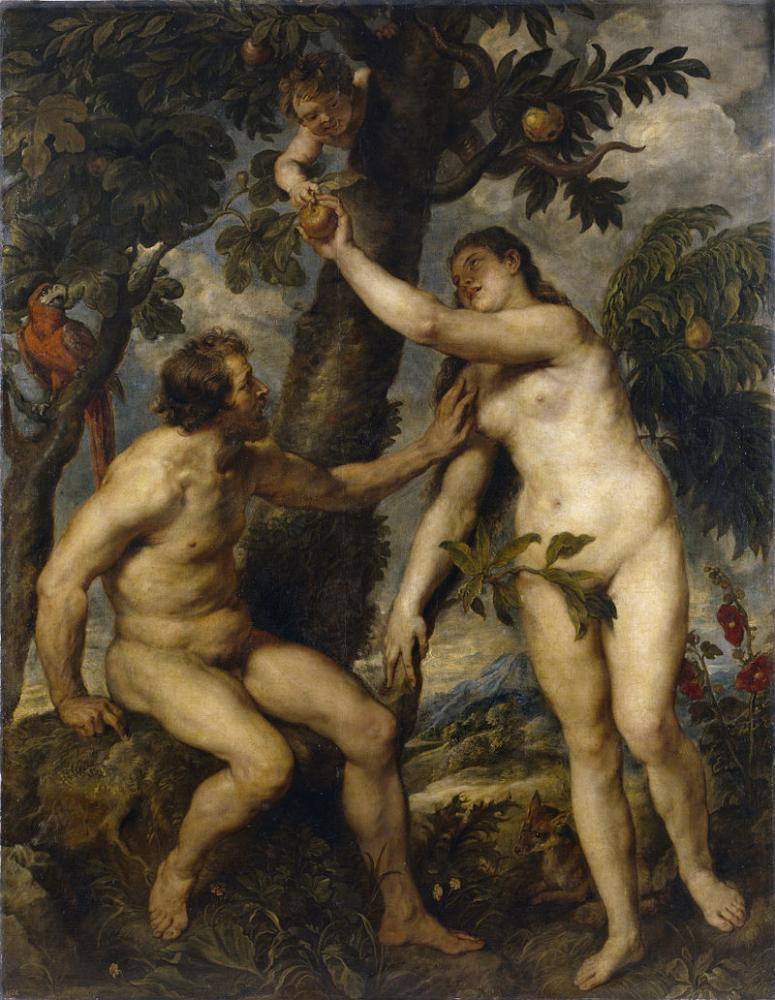 December 24 - Szenteste napja, Ádám-Éva ősszülők