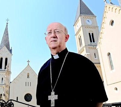 Márfi Gyula püspök ünnepi körlevele