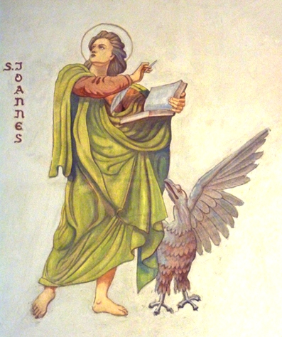 December 27 - Szent János apostol és evangélista