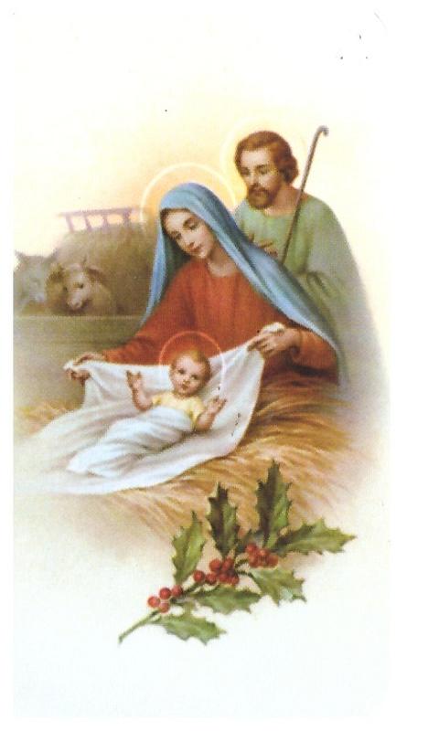 December 30 - Szent Család ünnepe