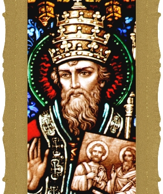 December 31 - Szent I. Szilveszter pápa, az év utolsó napja