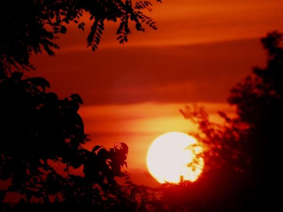 Esti ima - Immár a nap leáldozott
