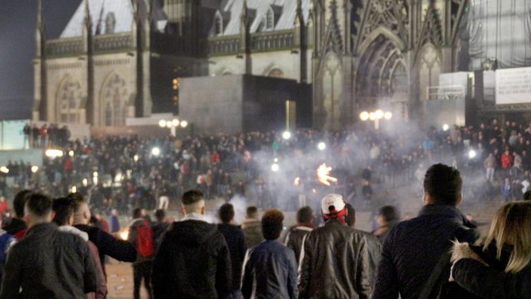 Megint migránsok molesztáltak nőket Kölnben