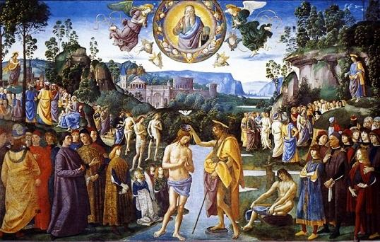 Január 10 - Urunk megkeresztelkedésének ünnepe