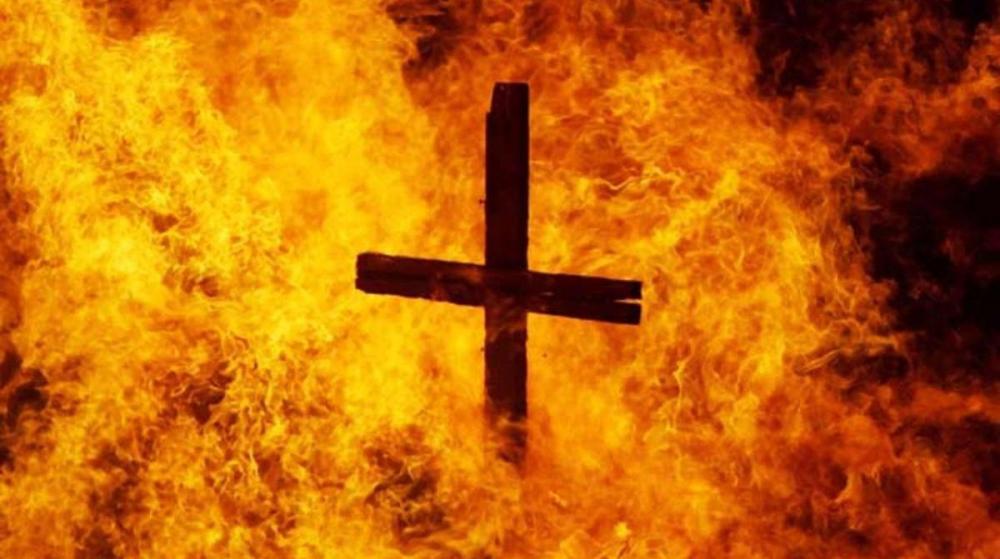A keresztényeket lelövik, ugye?
