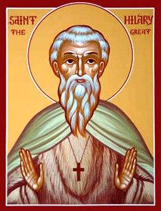Január 13 - Szent Hiláriusz egyháztanító