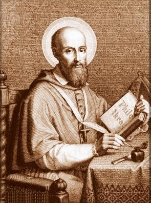 Január 24 - Szalézi Szent Ferenc