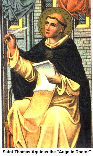 Január 28- Aquinói Szent Tamás, egyháztanító