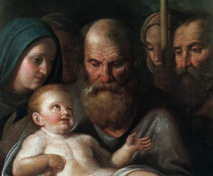 Február 2. - Urunk bemutatása a templomban (Gyertyaszentelő Boldogasszony)