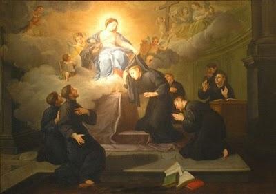 Február 17- A szervita rend hét szent alapítója