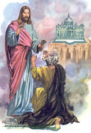 Február 22- Szent Péter apostol székfoglalása (Üszögös Szent Péter)