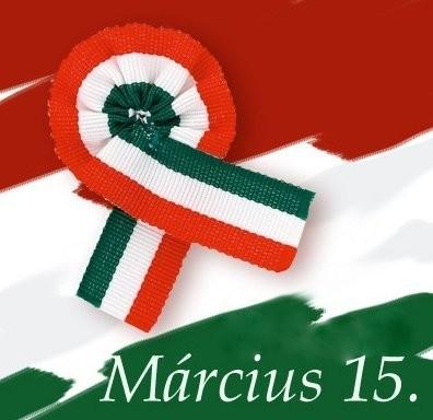 Március 15 - Nagyböjt 1. hetének péntekje, az 1848-as forradalom és szabadságharc kitörésének napja