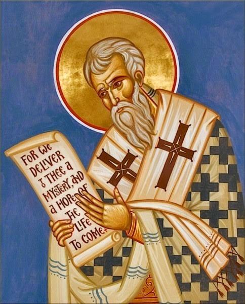 Március 18 - Jeruzsálemi Szent Cirill