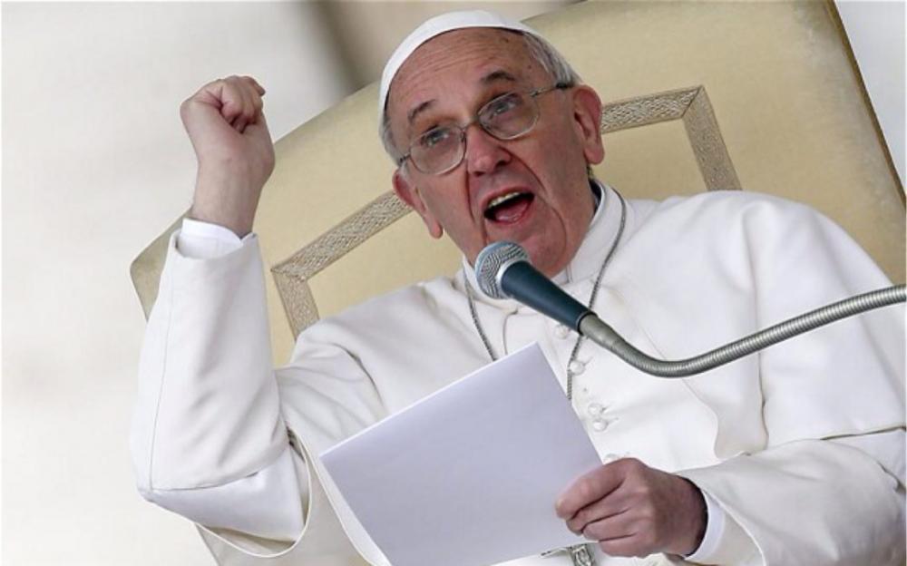 Emiatt a beszéd miatt választották meg a bíborosok Ferenc pápát