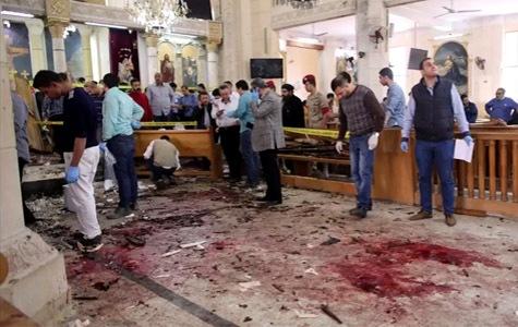 Sátánista terrorakciók Egyiptomban