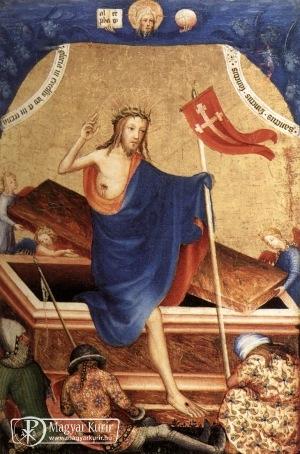 Április 1 - Húsvétvasárnap (Krisztus feltámadásának főünnepe)