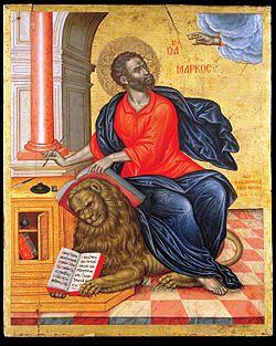 Április 25 - Szent Márk evangélista