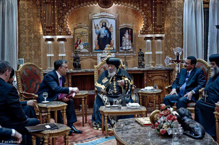 """""""A kopt egyház vértanú egyház"""""""