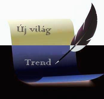 Új világ trend