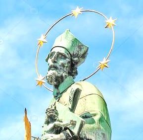 Május 16 - Nepomuki Szent János