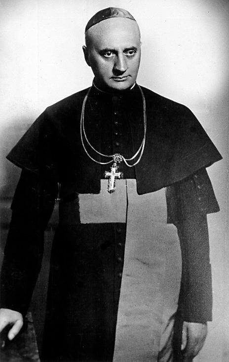 Május 17- Boldog Scheffler János püspök, vértanú