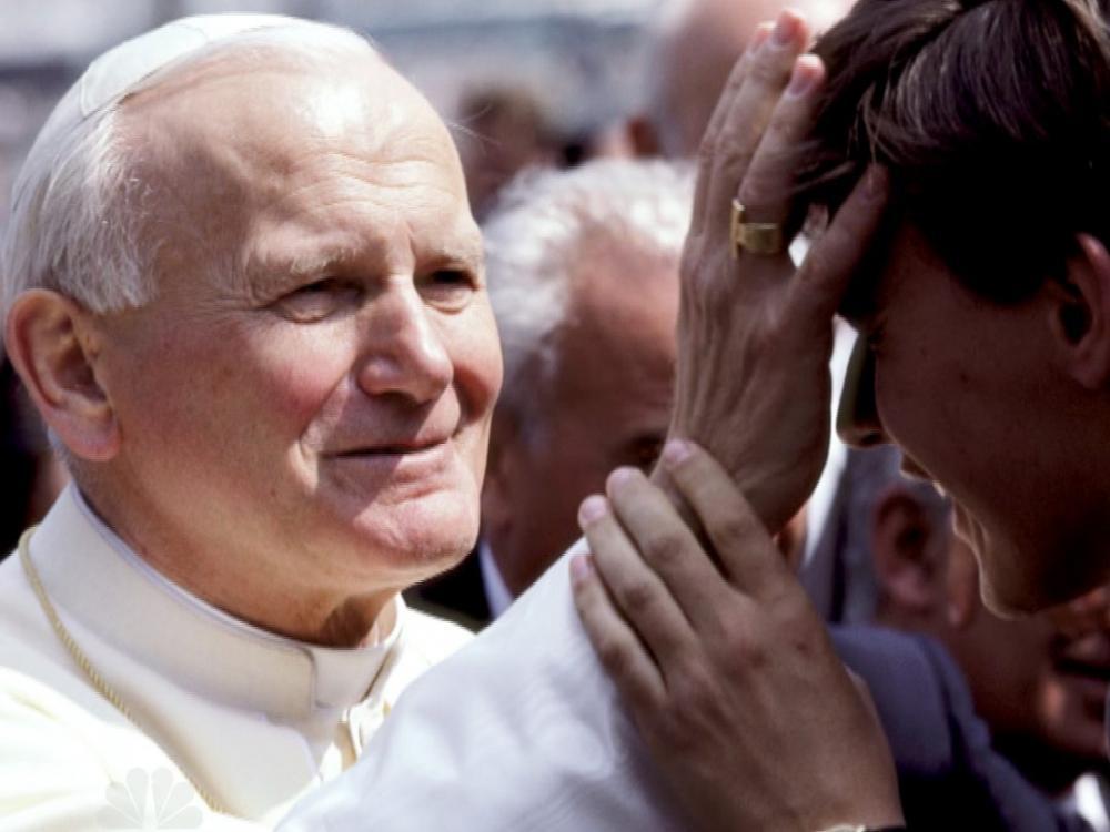 5+1 inspiráló idézet Szent II. János Pál pápától