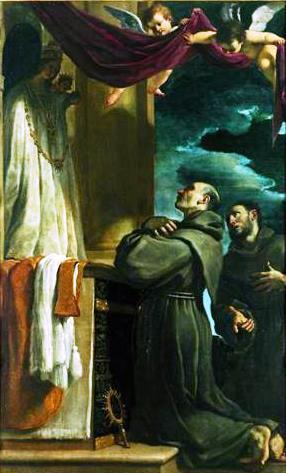 Május 20 - Sienai Szent Bernardin hitszónok