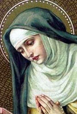 Május 25- Pazzi Szent Mária Magdolna