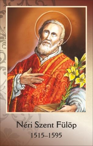 Május 26 - Néri Szent Fülöp