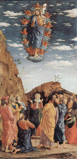 Május 28 - Urunk mennybemenetele