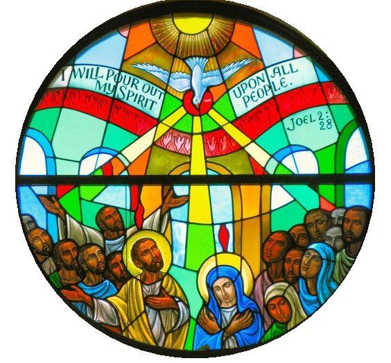 Május 20 - Pünkösd, a Szentlélek eljövetele