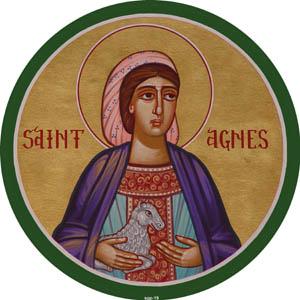 Június 8 - Árpádházi (prágai ) Szent Ágnes